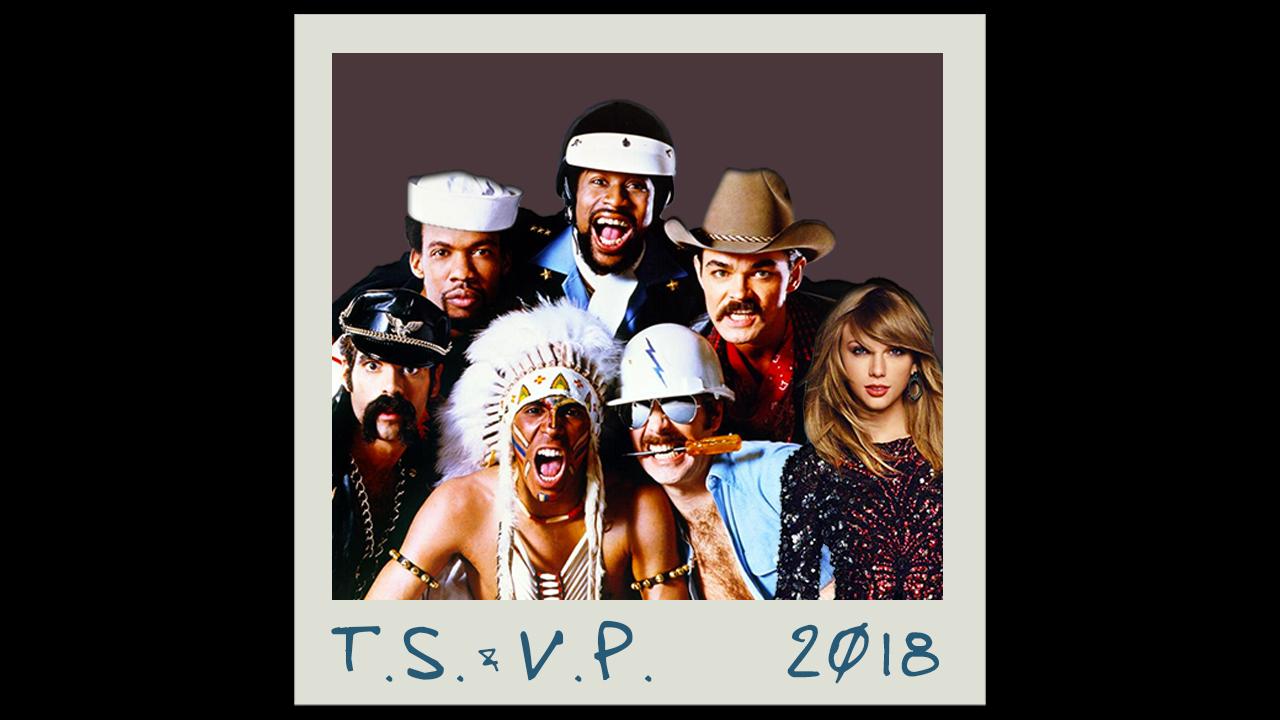 Blank YMCA (Taylor Swift vs Village People)