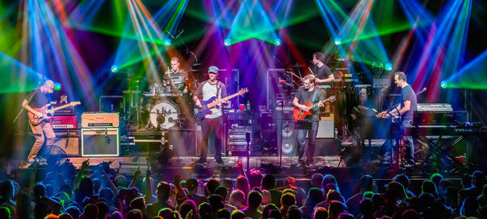 Umphrey's McGee - Electric Avenue To Hell