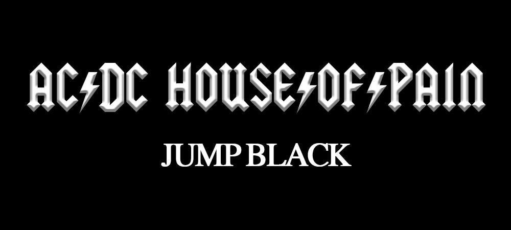 Jump Black (Back In Black + Jump Around)